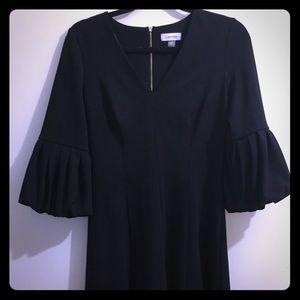 Black cocktails dress size 6